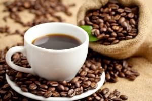 сколько калорий в небольшой чашке кофе