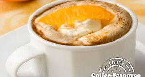 Апельсиновий кави