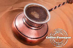 Кава на піску: секрети приготування