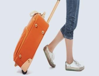 Как отремонтировать чемодан в домашних условиях?