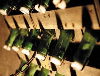 Особенности производства игристых вин