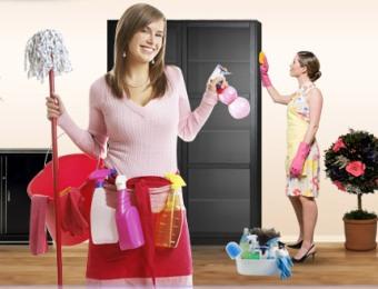 Как держать дом в чистоте с минимальными усилиями?