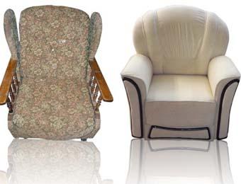 Преимущества реставрации мягкой мебели